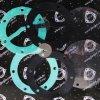Anéis do Pistão Motor Rotax 503/532 - STD/0,25/0,50 Fotografia