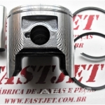 Pistão Motor Rotax 582/618 - Azul/Cinza -  Std / 0,25 / 0,50 oferta Motores