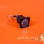Indicador de Temperatura Analógico OAT 24V 500-21 - Barata Aviation oferta Aviônicos