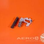 Lingueta de Acionamento do Trem de Pouso R/H 1241419-1 - Barata Aviation oferta Peças diversas