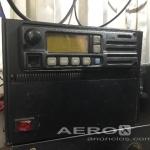 Radio Icom A-110 com fonte e PTT oferta Aviônicos