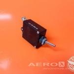 Switch Breaker Cinza Tyco Electronics - Barata Aviation  |  Sistema elétrico