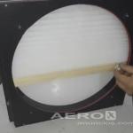 Cortina para aeronaves King Air  |  Acessórios diversos