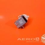 Relé Potter & Brumfield 28V - Barata Aviation  |  Sistema elétrico