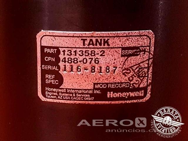 Tanque Auxiliar Honeywell - Barata Aviation Fotografia