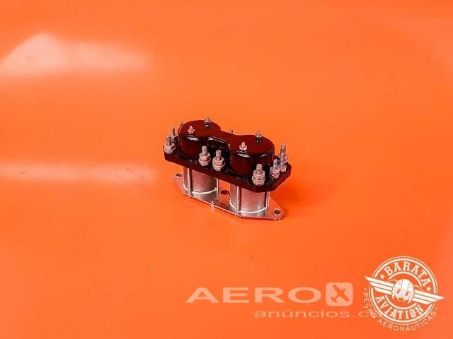 Relé 50AMP Eaton 28V - Barata Aviation Fotografia
