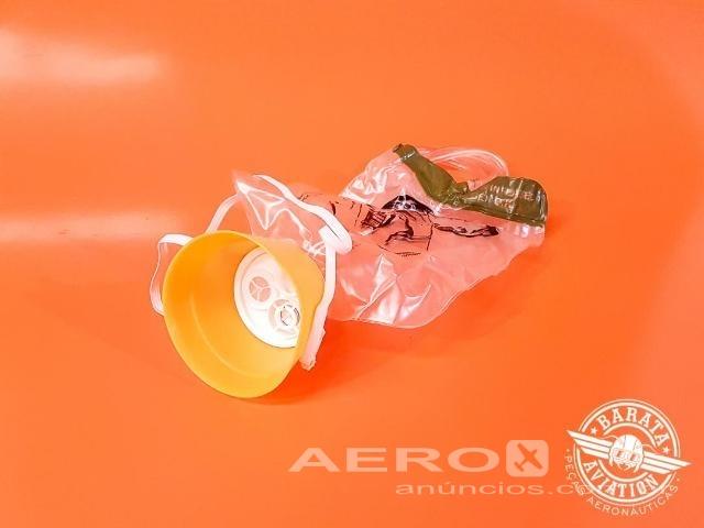 Máscara de Oxigênio 474-144 - Barata Aviation Fotografia