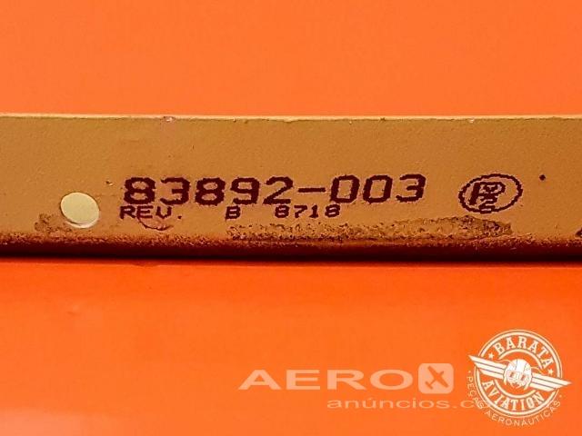 Suporte do Dreno do Sistema Estático 83892-003 - Barata Aviation Fotografia