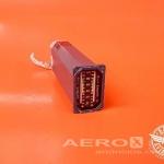 Indicador de Pressão de Óleo Duplo Simmonds Precision 28/8V  oferta Aviônicos