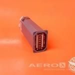 Indicador de Temperatura de Óleo Duplo Simmonds Precision 28/5V - Barata Aviation oferta Aviônicos