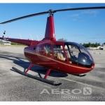 Helicóptero Robinson R66 Turbina – Ano 2015 – 200 H.T. (FOB)  |  Helicóptero Turbina