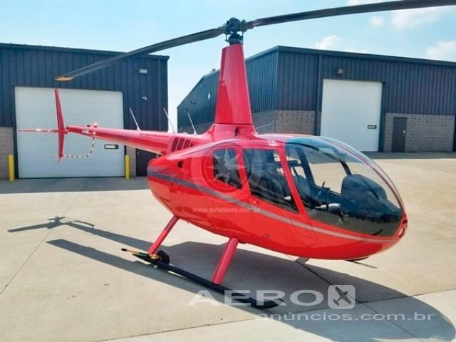 Helicóptero Robinson R66 Turbina – Ano 2015 – 260 H.T. Fotografia