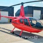 Helicóptero Robinson R66 Turbina – Ano 2015 – 260 H.T.  |  Helicóptero Turbina