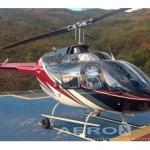 Helicóptero Bell Jetranger 206B II – Ano 1975 – 2008 H.T.  |  Helicóptero Turbina