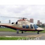 Helicóptero Agusta Westland A109S Grand – Ano 2009 – 900 H.T. (FOB – EUA)  |  Helicóptero Turbina