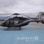 Helicóptero Bell 407 – Ano 1997 – 4746 H.T  |  Helicóptero Turbina
