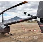 Helicóptero Robinson R66 Turbina – Ano 2013 – 1500 H.T  |  Helicóptero Turbina