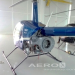 Helicóptero Robinson R22 Beta II – Ano 2005 – 3931 H.T. oferta Helicóptero Pistão