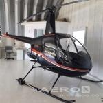 Helicóptero Robinson R22 Beta – Ano 1995 – 9100 H.T oferta Helicóptero Pistão