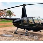 Helicóptero Robinson R44 Raven I – Ano 2008 – 1000 H.T. oferta Helicóptero Pistão