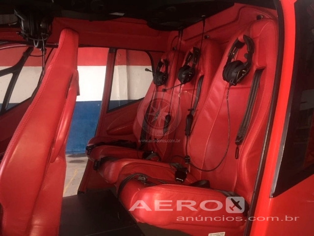 Helicóptero Eurocopter Colibri EC120B – Ano 2012 – 740 H.T. Fotografia