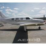Avião Piper Aircraft PA-46R-350T Matrix – Ano 2009 – 1206 H.T.  |  Monomotor Pistão