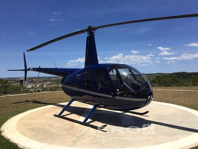 2014 Helicoptero Robinson  R44 Fotografia