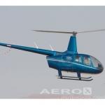 Helicóptero Robinson R66 Turbina – Ano 2015 – 520 H.T.  |  Helicóptero Turbina