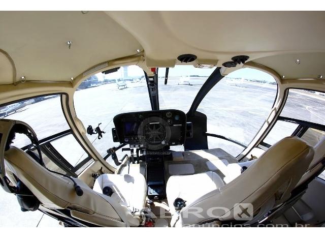 Helicóptero Eurocopter France EC130B4 – Ano 2009 – 980 H.T. Fotografia