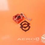 Válvula de Corte do Sistema de Pressurização Aerospace - Barata Aviation oferta Peças diversas