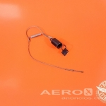 Cabo de Comando Conector do Leme e Aileron 24631-06 - Barata Aviation oferta Peças diversas