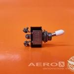 Switch Chave 2 Posições MS35058-23 - Barata Aviation  |  Sistema elétrico