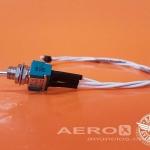 Switch Chave 2 Posições Alco MTA106D - Barata Aviation  |  Sistema elétrico