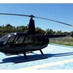 Helicóptero Robinson R44 Raven II – Ano 2011 – 1030 H.T. oferta Helicóptero Pistão
