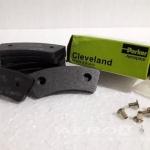 KIT - Pastilha de Freio & Rebite Lona de Freio PN: 066-10500 - PN:105-00200 Cleveland oferta Rodas, pneus e câmaras