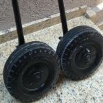 Rodas do Robinson R-44  |  Acessórios diversos