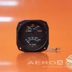 Indicador de Pressão e Temperatura de Óleo Edo Aire IU378 28V - Barata Aviation  |  Aviônicos