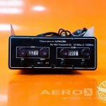 Rádio NAV/COMM Genave Alpha/360 - Barata Aviation oferta Aviônicos