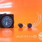 Tacômetro Duplo Edo Aire IU236 27V IU236-001 - Barata Aviation oferta Aviônicos