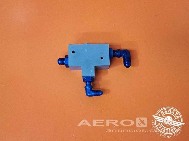 Válvula de Ar do Trem OAS5319 - Barata Aviation Fotografia