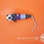 Válvula de Corte Hidráulico Solenoide 18/30V - Barata Aviation oferta Peças diversas