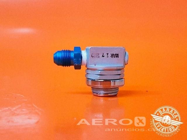 Válvula de Saída de Ar C166006-0202 - Barata Aviation Fotografia