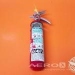 Extintor de Halon GH-2 1/2 J - Barata Aviation oferta Peças diversas