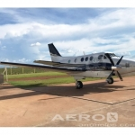 Avião Turbo Hélice Beechcraft King Air C90 GTI – Ano 2008 – 1590 H.T. oferta Turbo Hélice