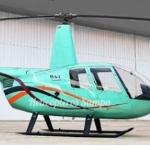Helicóptero Robinson R44 Raven II – Ano 2007 – 748 H.T. oferta Helicóptero Pistão