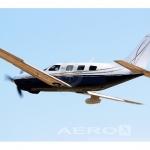 Avião Piper Aircraft PA-46R-350T Matrix – Ano 2011 – 1750 H.T.  |  Monomotor Pistão
