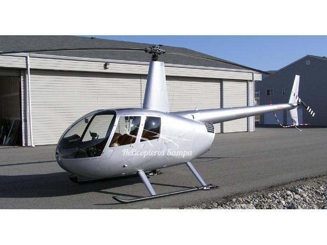 Helicóptero Robinson R44 Raven II – Ano 2013 – 600 H.T. Fotografia