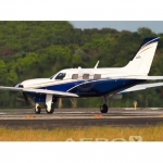 Avião Turbo Hélice Piper Aircraft PA-46-500TP Meridian – Ano 2012 – 670 H.T.  |  Turbo Hélice