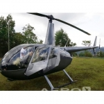 Helicóptero Robinson R44 Raven II – Ano 2008 – 950 H.T. oferta Helicóptero Pistão