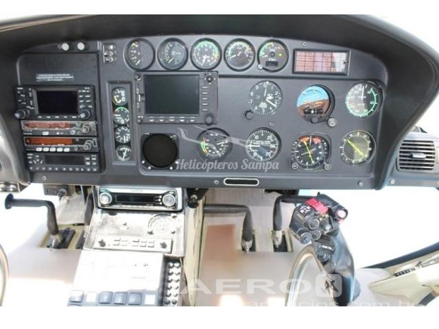 Helicóptero Helibras Esquilo AS350B2 – Ano 1998 – 2536 H.T. Fotografia